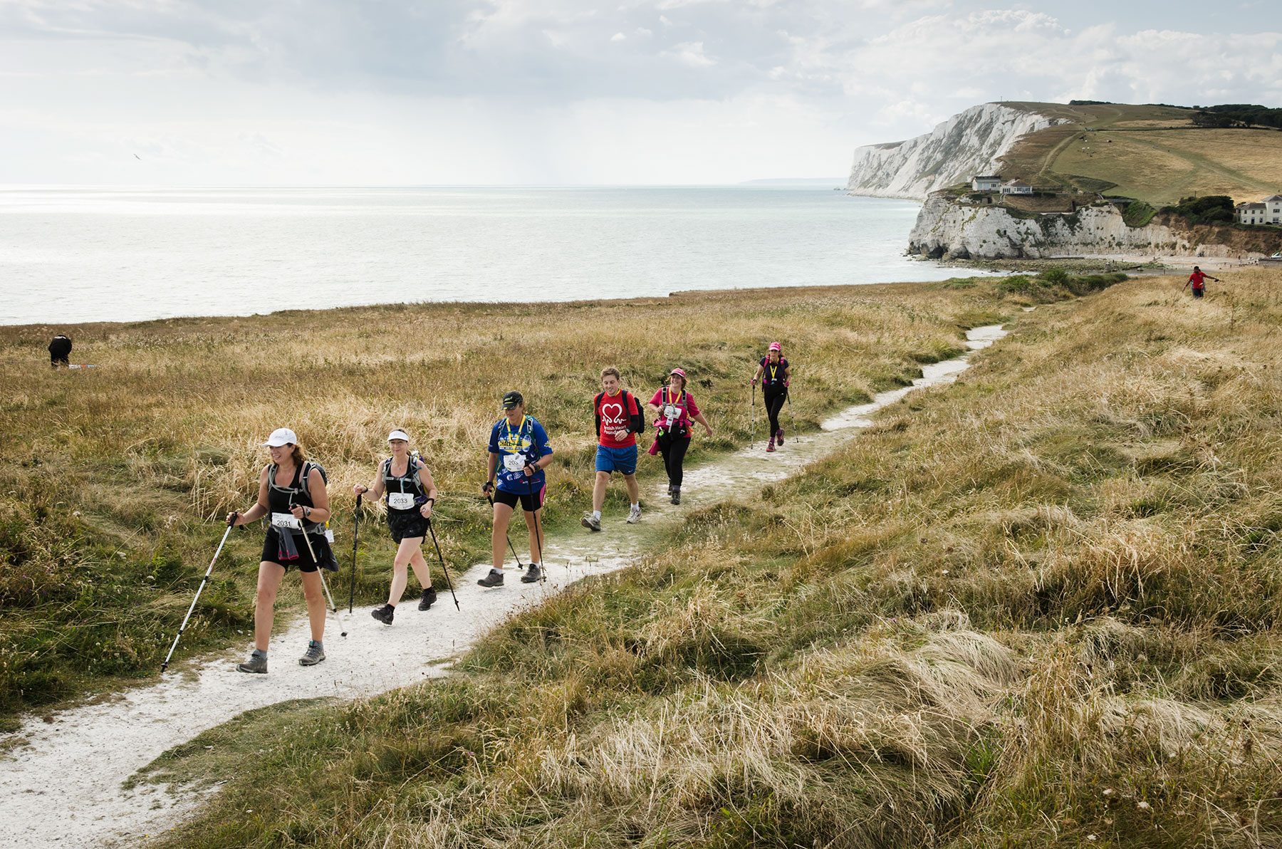 30km into the Isle of Wight Challenge