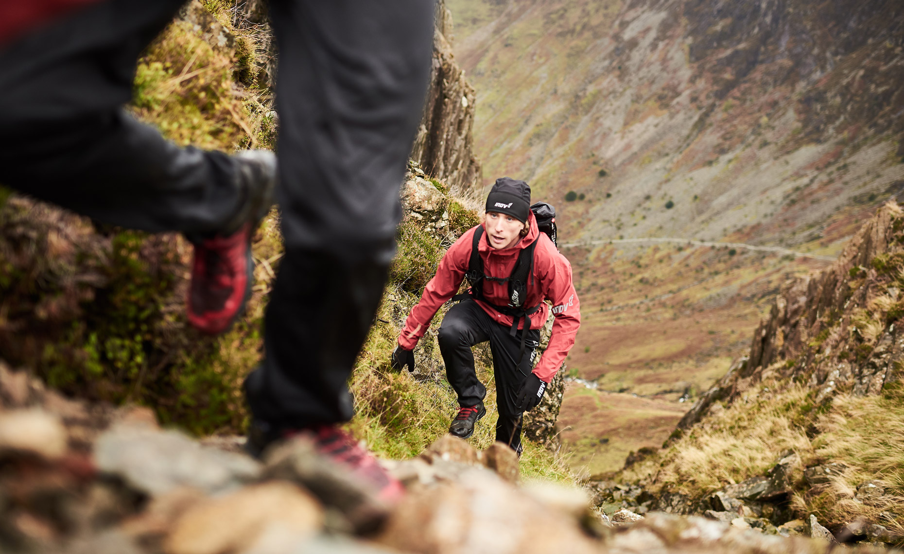 Avery Collins for Inov8 roclite